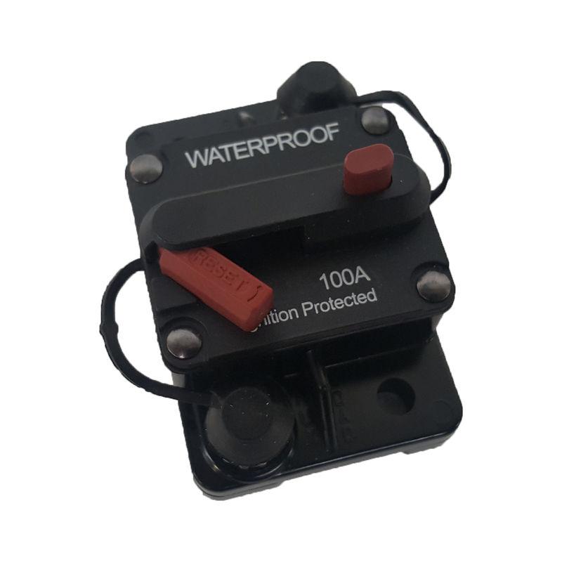 100A Manual Circuit Breaker