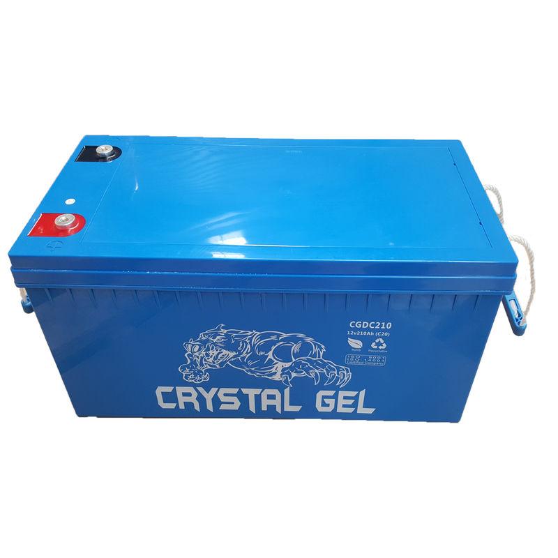 12v210Ah Crystal Gel