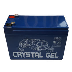 12v9Ah Crystal Gel