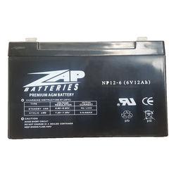 6v12Ah AGM Battery