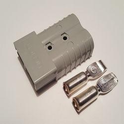 SB175 Grey - 175A Grey Connector