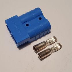 SB50 Blue - 50A Connector